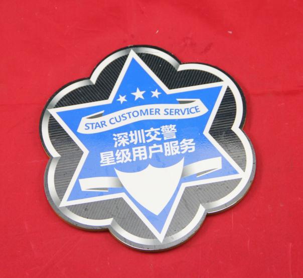 定制惠州亚克力标识标牌